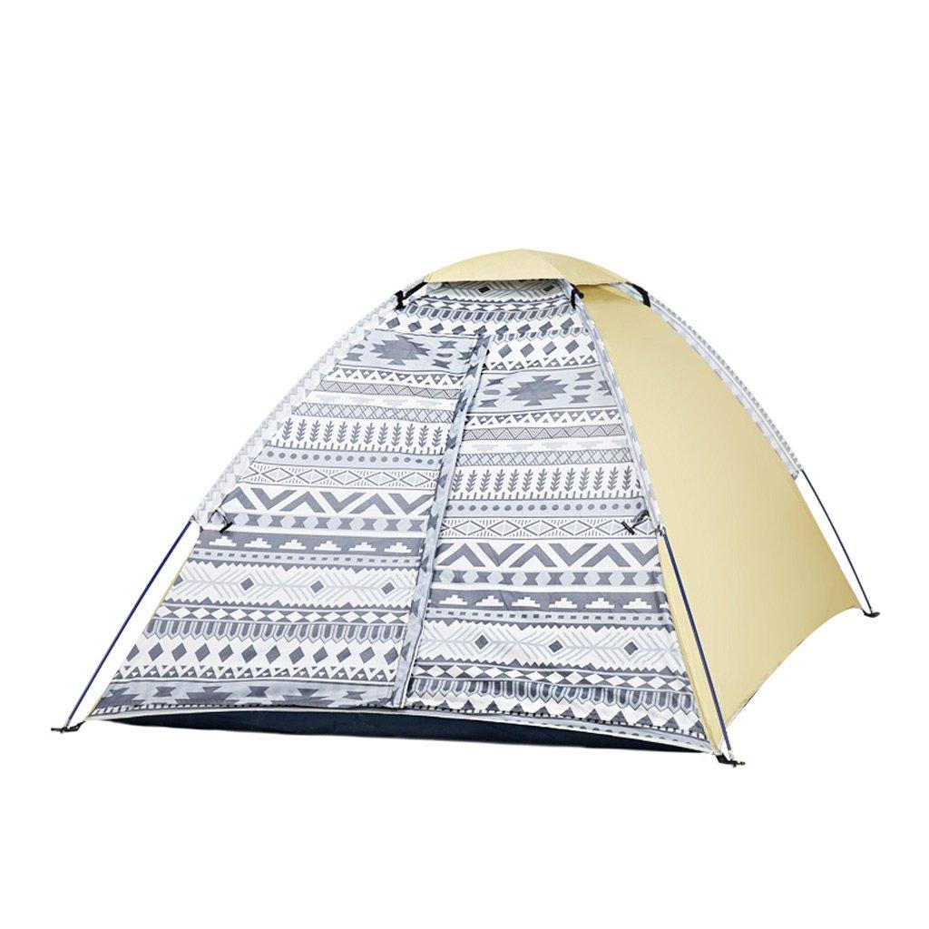 XY&CF Wasserdichtes Campingzelt für 2 Personen