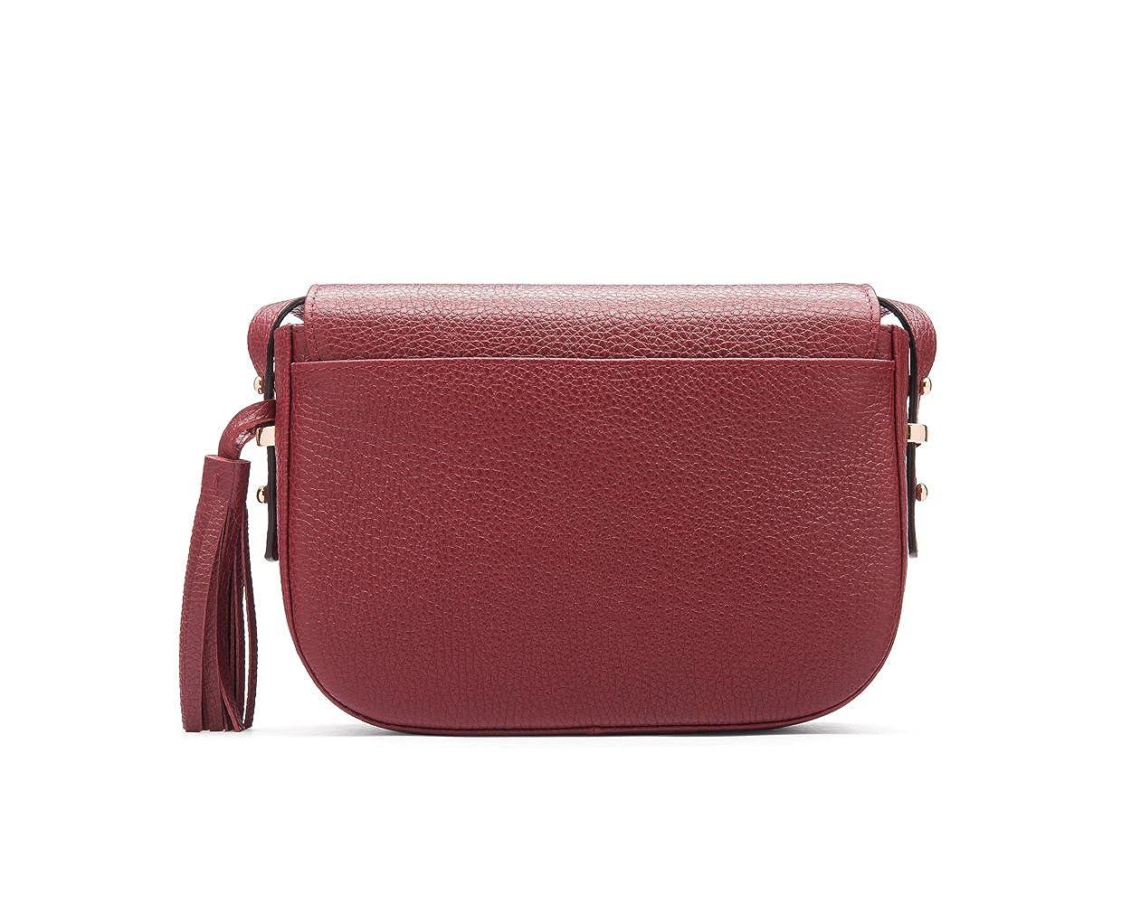 SAGEBROWN Clarice Tassel Bag
