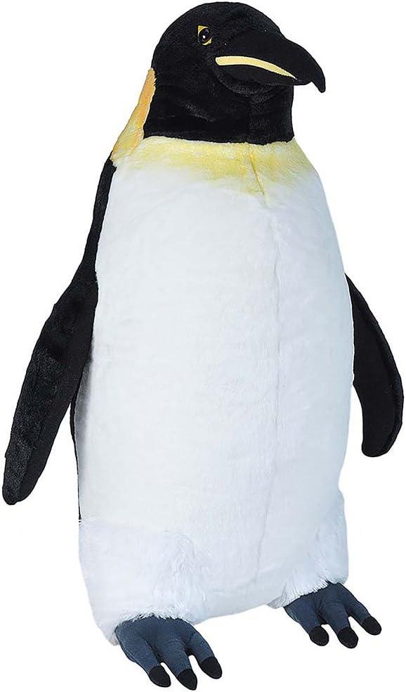 Little Biggies 30 Plush Toy Wild Republic Emperor Penguin Plush Gifts for Kids Stuffed Animal