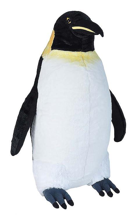 Wild Republic - Little Biggies Pingüino Emperador Peluche, 53 cm (20715)
