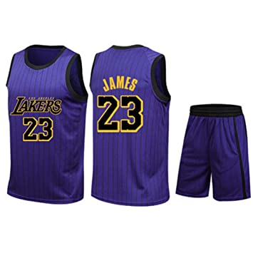 Camiseta de Baloncesto de Lebron James # 23 Kobe Bryant # 24 ...