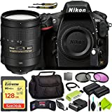 Nikon D810 DSLR Camera with Nikon 28-300mm Lens Travel Combo