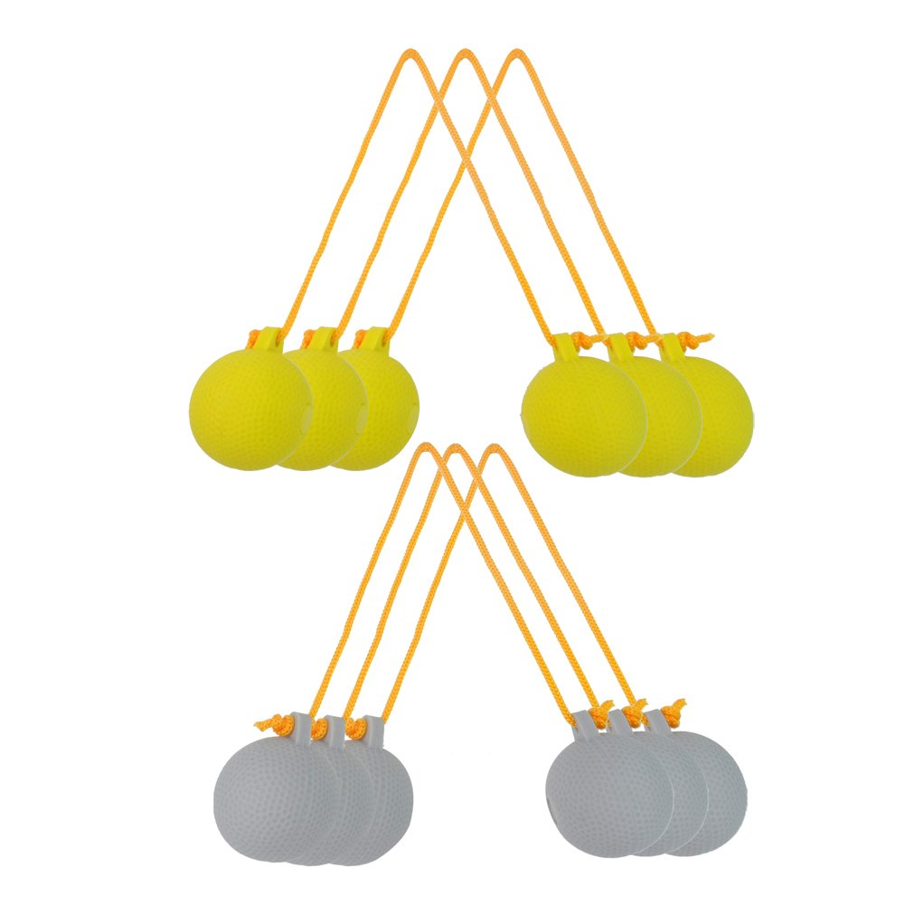 SPORT BEATS Ladder Ball Games Set with Carrying Case, Premium Ladder Toss for Indoor/Outdoor (Ball)