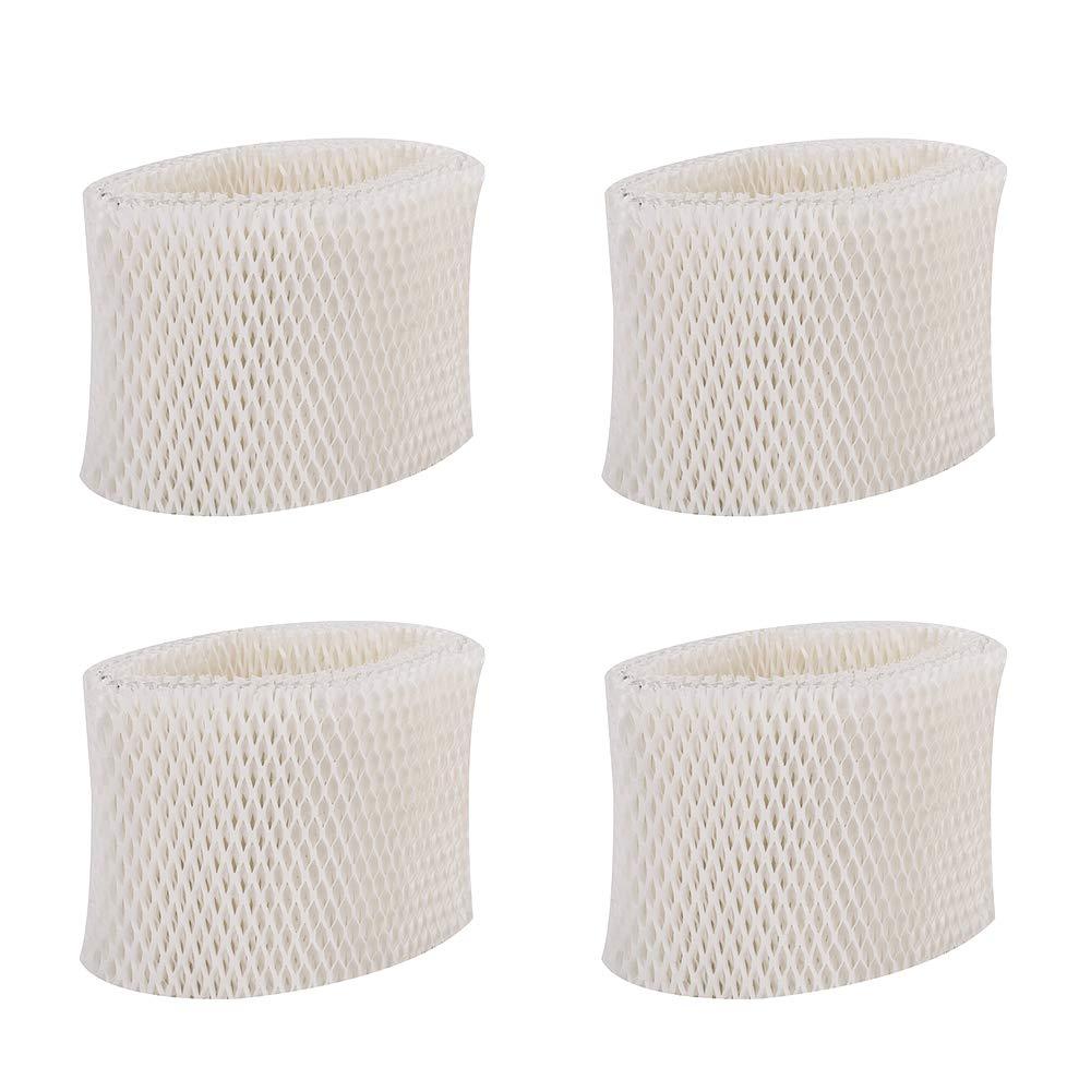 BTNTVEN 4-Pack of WF2 Filter Replacement for Kaz Vicks Humidifier Filter -Fits for Kaz 3020, Vicks V3100 V3500 V3500N V3600 V3800 V3850 V3900 VEV320, Honeywell HCM-300T, HCM-315T, HCM-350