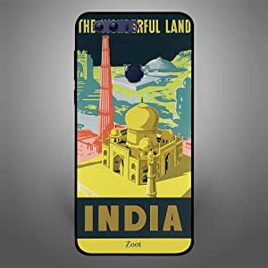 Huawei Honor 8 The wonderful Land india, Zoot Designer Phone Covers