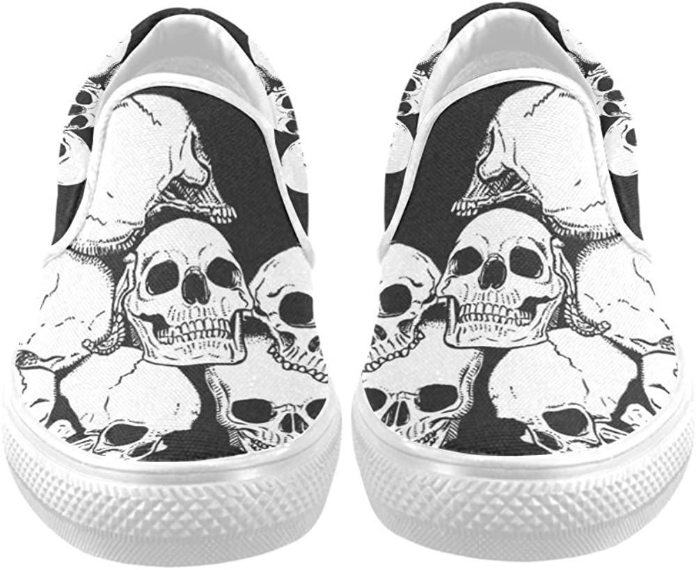 Men Canvas Shoes D-Story Custom Cool
