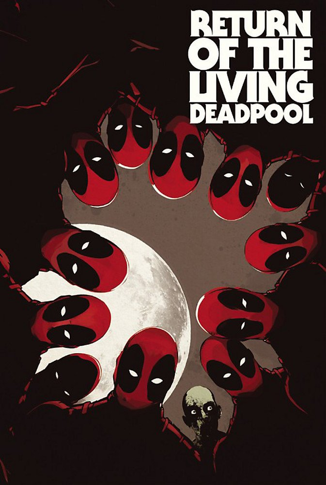 Read Online Return of the Living Deadpool pdf epub