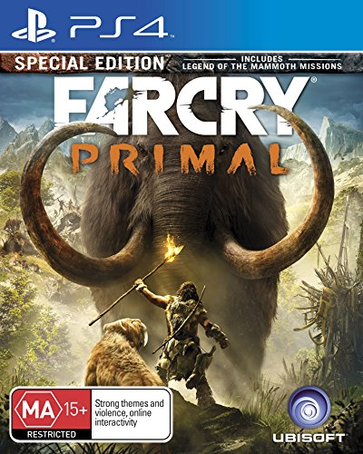 Price comparison product image Far Cry Primal Special Edition Playstation 4 (PS4)