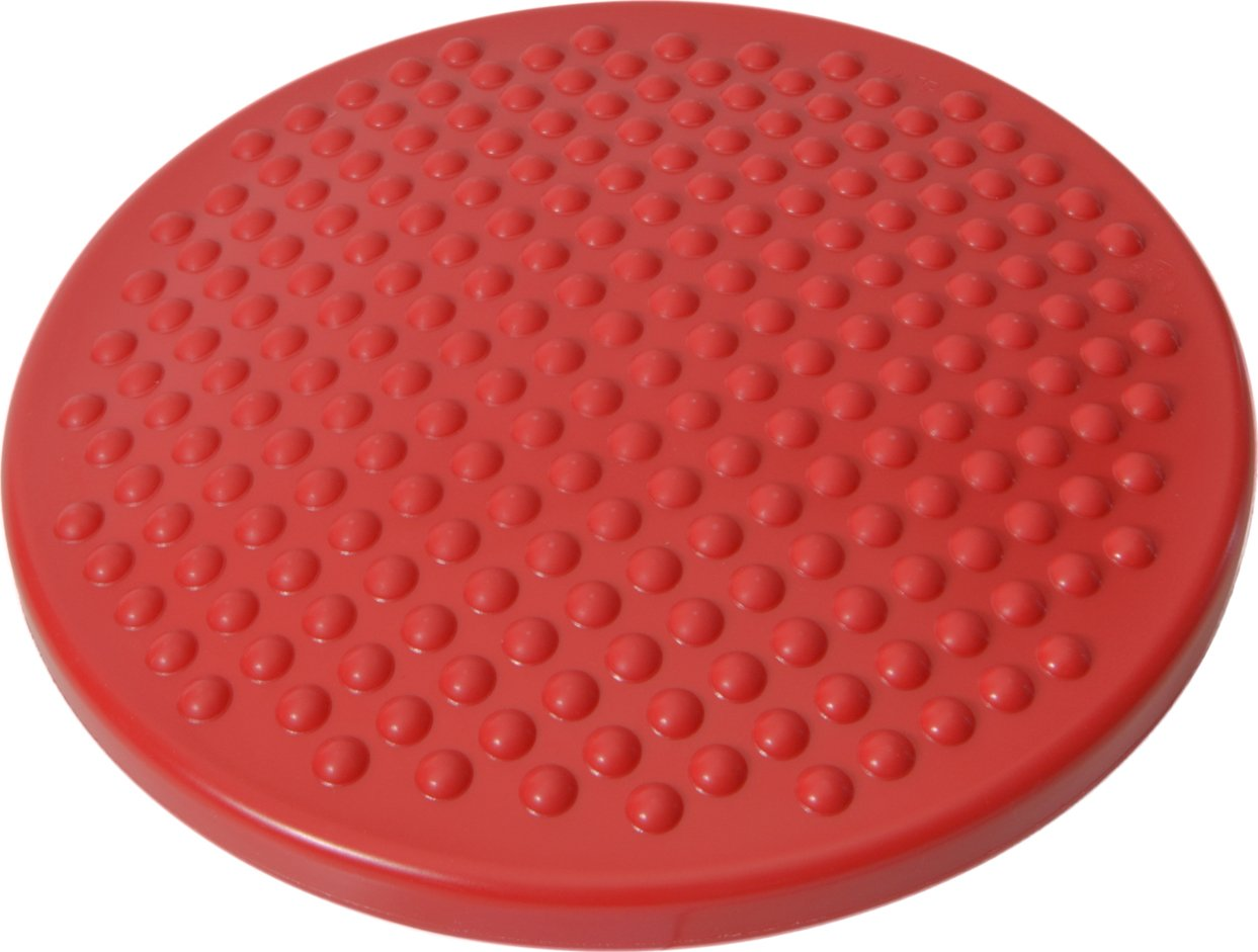 TMI 8912 Disc o Sit Jr. Cushion - Red TMI Toymarketing Intl 89.12