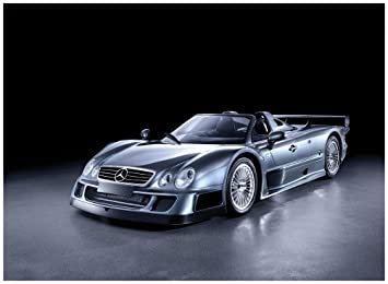 Mercedes Benz Clk Gtr >> Amazon Com Mercedes Benz Clk Gtr Amg Roadster 2006 Car