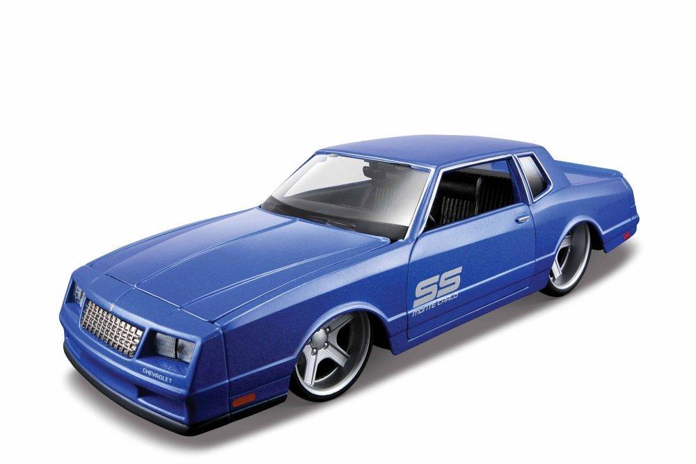 Maisto 1:24 Al 1986 Chevrolet Monte Carlo Ss: Assembly Line
