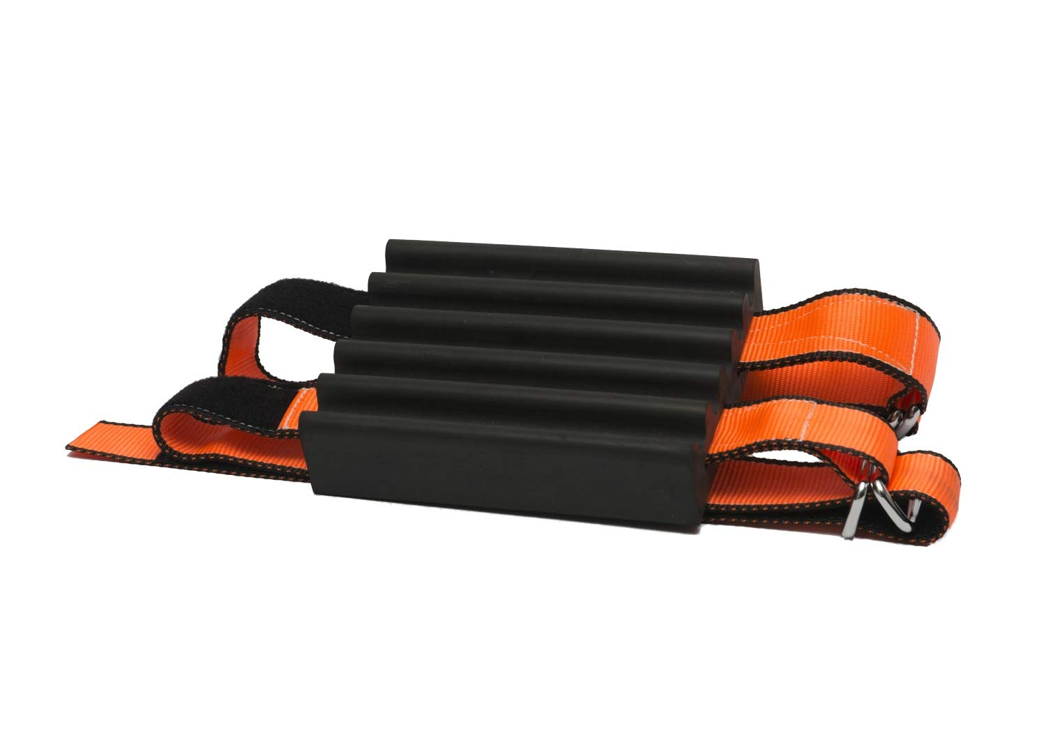 Easy Install Blocks Strap To Your Vehicle Tires Set of 4 Trac-Grabber Snow Mud and Sand Tire Traction Device for Trucks and SUVs A Chain // Snow Tire Alternative That Helps You Get Unstuck
