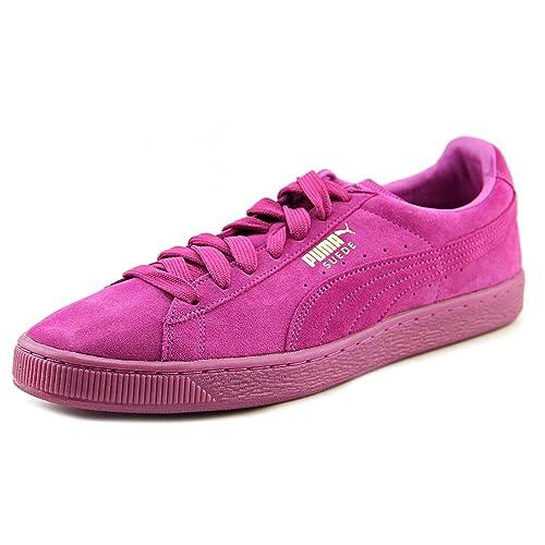 Puma Suede Classic Mono Ref Iced violet Puma ChaussuresBaskets Femme