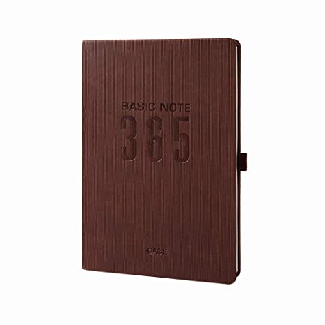 Amazon com : 365 Planner Diary Hardcover Writing Notebook