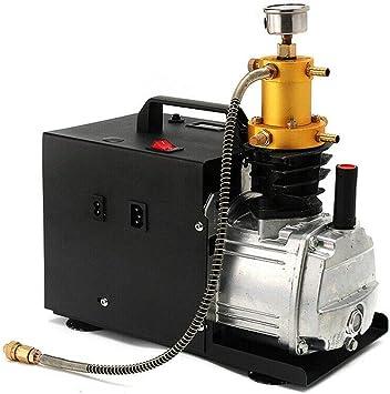 Elektrische Hochdruck Luft Kompressor Pumpe Pcp Luftkompressor Luftgewehr Gewehr Inflator 220v 30 Mpa Für Automobil Tauchflasche Industrielle Flasche Baumarkt