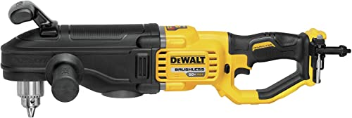 DEWALT DCD470B 60V MAX In-Line Stud Joist Drill with E-Clutch System Tool Only