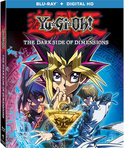 Yu-Gi-Oh! THE DARK SIDE OF DIMENSIONS [Blu-ray] from Lions Gate