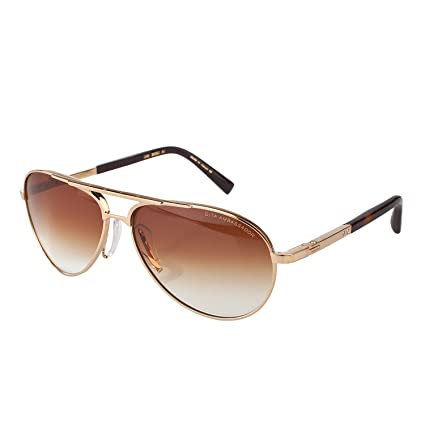 33f440cce1a Amazon.com  Dita Ambassador 12K Gold Dark Brown Gradient Sunglasses  DRX-2005D  Everything Else