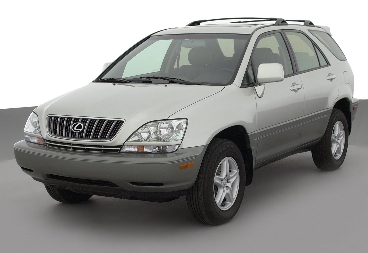 2002 Lexus Rx300 Reviews Images And Specs Vehicles Buick Rendezvous Cxl Electric Seat Issues 4 Door Suv