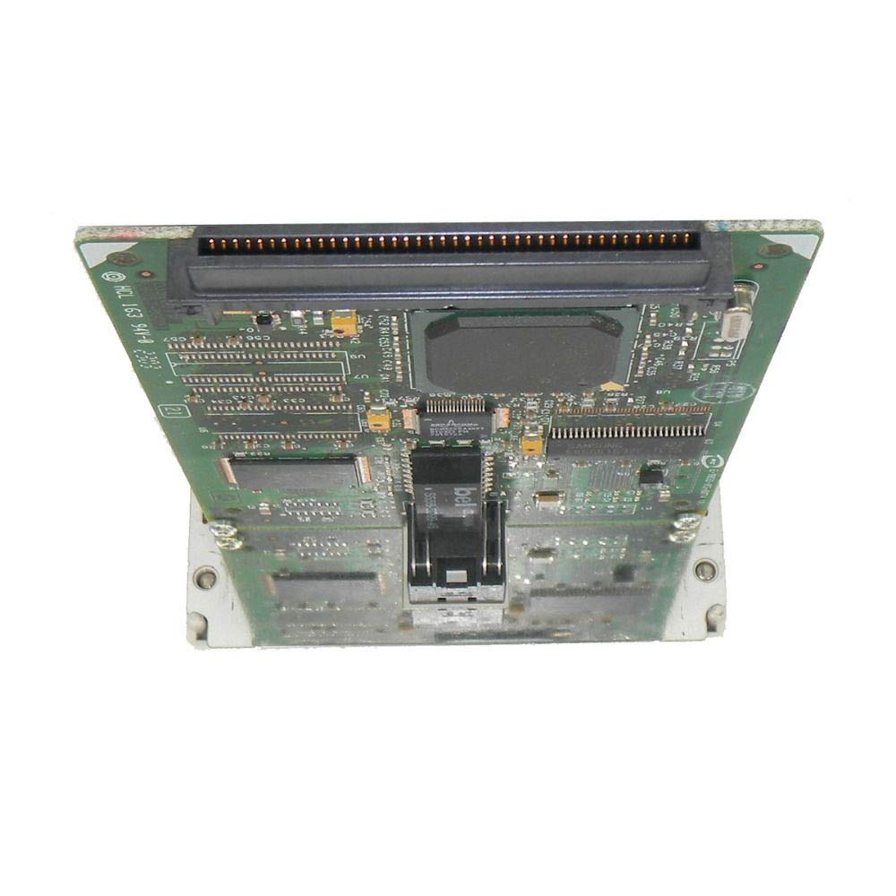 REFIT Network Card Fast Ethernet for HP Printers Server RJ-45 10/100TX JETDIRECT 615N J6057A by REFIT