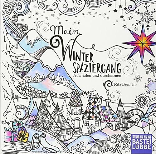 Livre Mein Winterspaziergang de Rita Berman