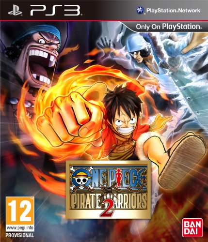 One Piece Pirate Warriors 2 [PlayStation 3] (One Piece Pirate Warriors 3 Walkthrough Part 1)