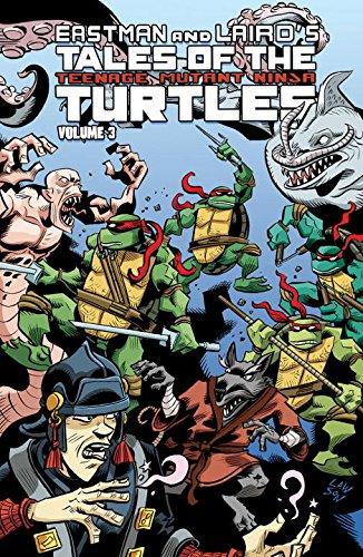 Tales Of The Teenage Mutant Ninja Turtles Volume 3 PDF