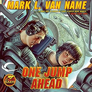 One Jump Ahead Audiobook