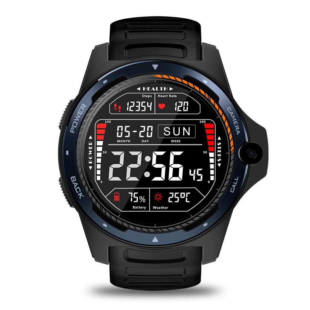 Amazon.com: LayOPO Zeblaze Thor 5 Smart Watch, Dual System ...