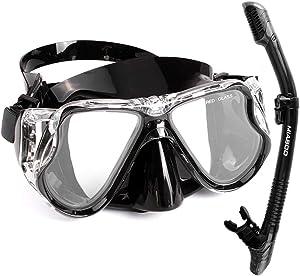 Free MIABOO Snorkel Set