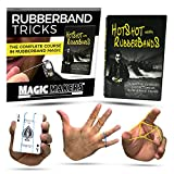 Magic Makers Become Hot Shot with Rubber Band, Complete Course, Fully...