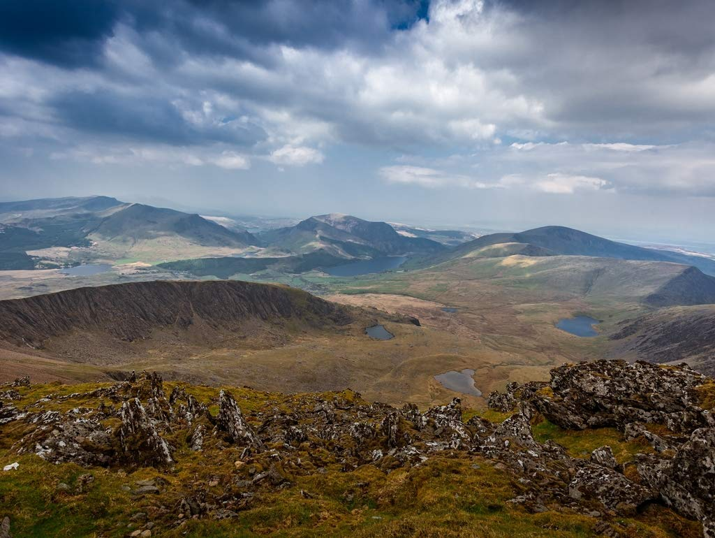 Lais Jigsaw Snowdonia Snowdon Wales 2000 pieces