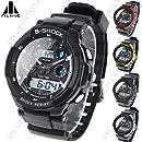 (ALIKE) AK1170 50M Waterproof Digital Watch Quartz Analog Watch Wristwatch Timepiece for Men Male Boy WMN-205187