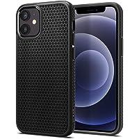 Spigen iPhone 12 mini Case Liquid Air - Matte Black