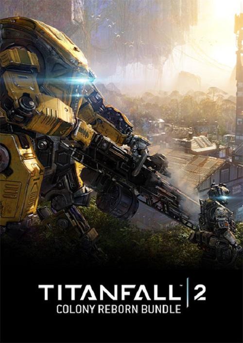 Titanfall 2: بسته نرم افزاری متولد Colony [کد بازی آنلاین]