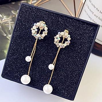 Engagement & Wedding Obedient Pearl Stud Earrings