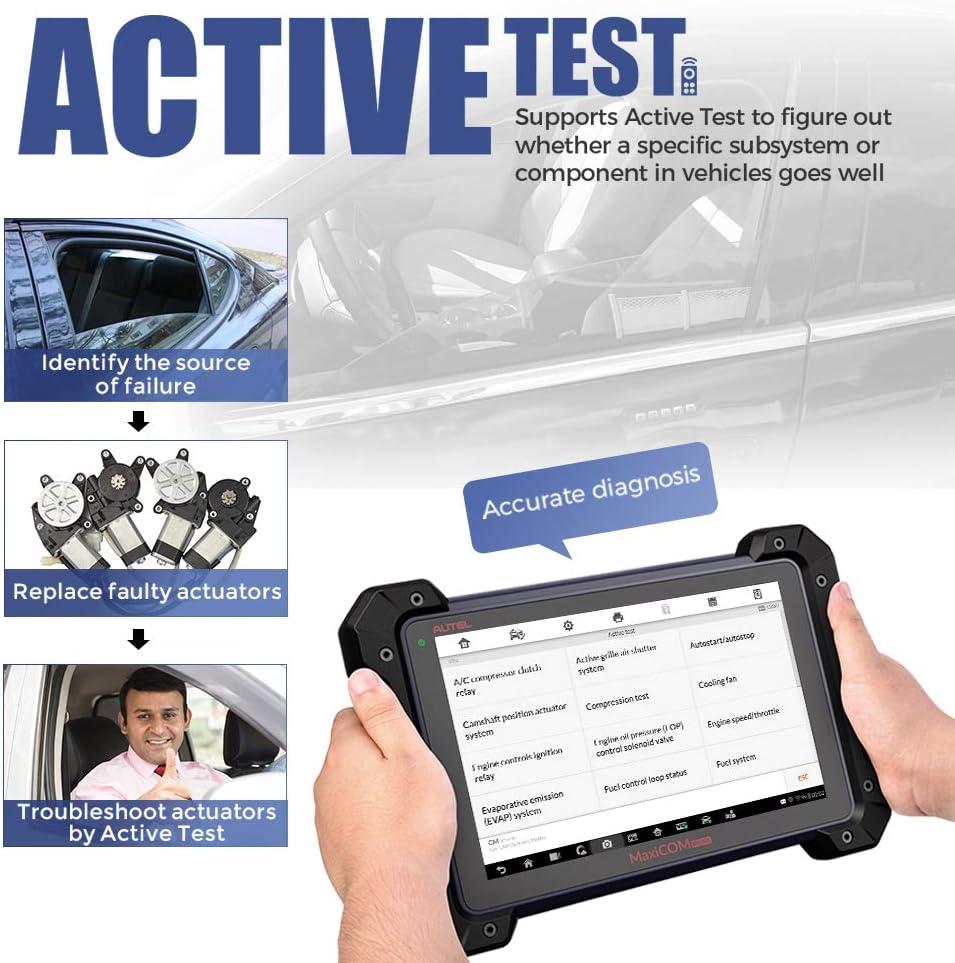 Diagnostic, Test & Measurement Tools ECU Coding Autel Scanner ...