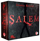 In an atmosphere of pessimism and charged paranoia, the citizens of Salem are at the mercy of demons; not demons of the soul, but demons of the mind! This game incites the atmosphere of paranoia that held the village of Salem captive. Players...