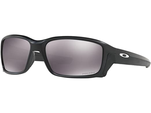 e84c91a68a Image Unavailable. Image not available for. Color  Oakley Straightlink  Frame  Matte Black Lens  Prizm Grey Polarized