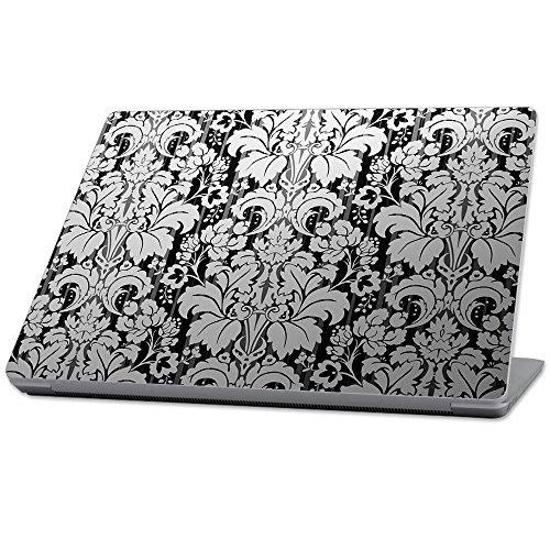 セール特価 MightySkins Protective Durable and Protective Unique Vinyl [並行輸入品] wrap cover Skin B0789FV2J6 for Microsoft Surface Laptop (2017) 13.3 - Floral Retro Gray (MISURLAP-Floral Retro) [並行輸入品] B0789FV2J6, airweave:6d0e1a54 --- senas.4x4.lt