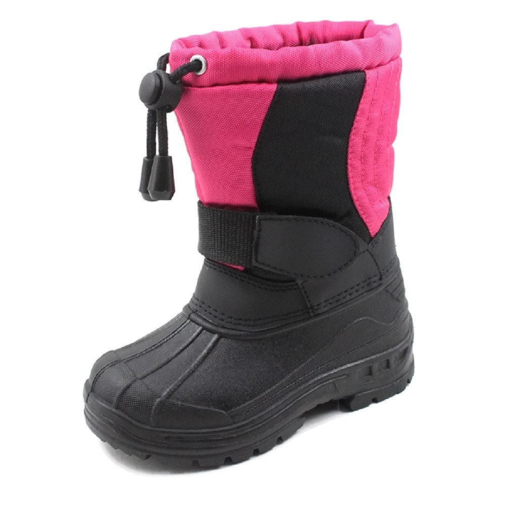 Ska-Doo Cold Weather Snow Boot 1318 Pink Size 2 by SkaDoo (Image #1)