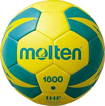 MOLTEN H1X1800-YG - Balón de Balonmano: Amazon.es: Deportes y aire ...