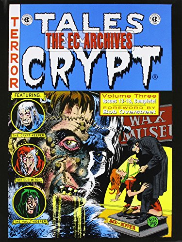 Books : The EC Archives: Tales From The Crypt Volume 3