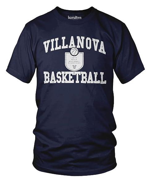 Konatees 2016 National Basketball Champions Villanova Wildcats T Shirt