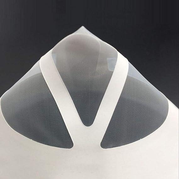 colador de pintura (50 unidades, filtro de papel desechable para ...