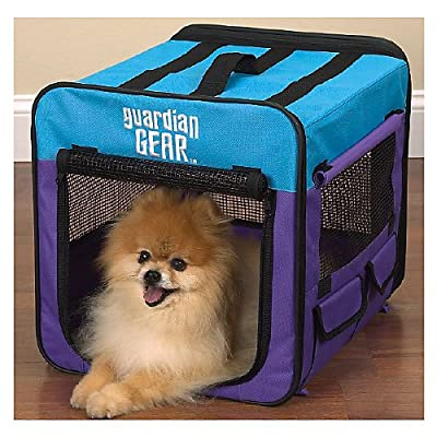 Guardian Gear Collapsible Dog Crate
