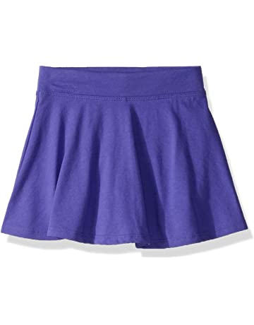 3f771dd9dd The Children's Place Girls' Big Solid Knit Skort