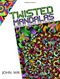 Twisted Mandalas: Geometric Designs for Coloring