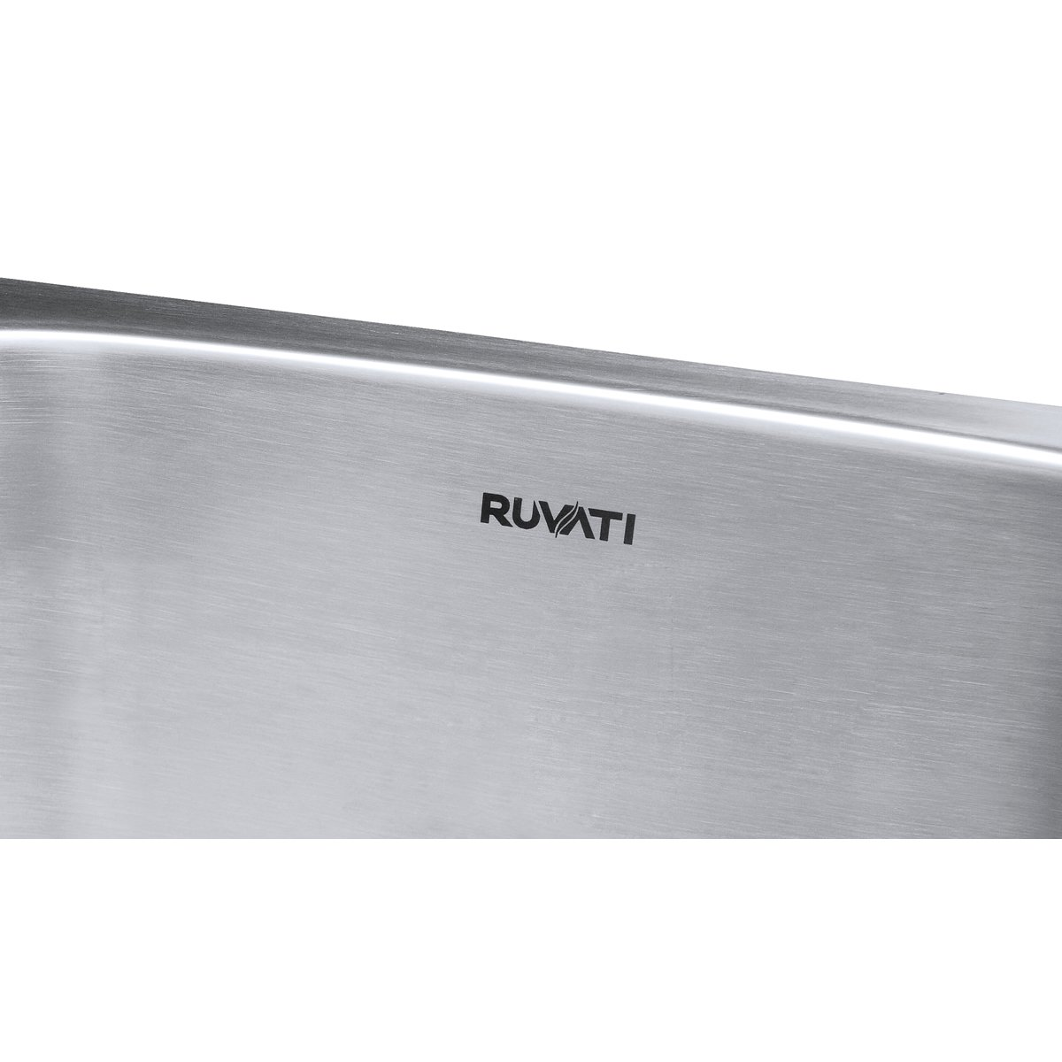 Ruvati 32-inch Undermount 50/50 Double Bowl 16 Gauge Stainless Steel Kitchen Sink - RVM4300 by Ruvati (Image #2)