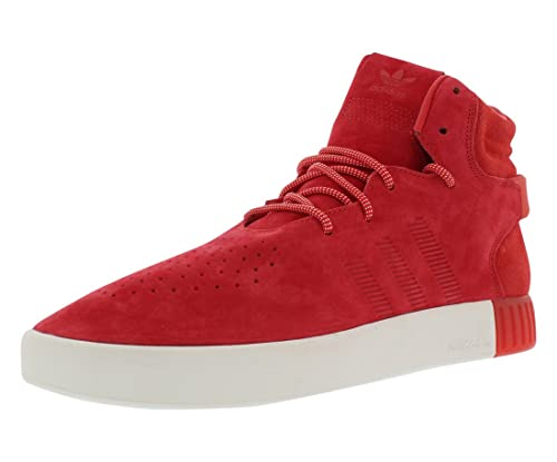size 40 3eca3 92958 ... spain adidas mens tubular invader fashion sneakers red vintage white 11  8ef4e 2d2f9
